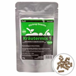 GlasGarten - Krautermix 1 Shrimp Snacks