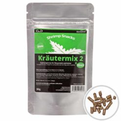 GlasGarten - Krautermix 2 Shrimp Snacks