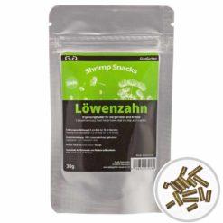 GlasGarten - Lowenzahn Shrimp Snacks