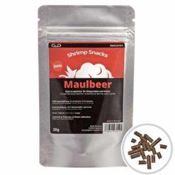 GlasGarten - Maulbeer Shrimp Snacks