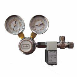 SAGA - Dual Regulator with solenoid